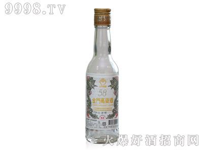 金门高粱酒58度