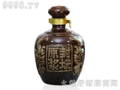 汇福林白酒・封坛原浆(金标)