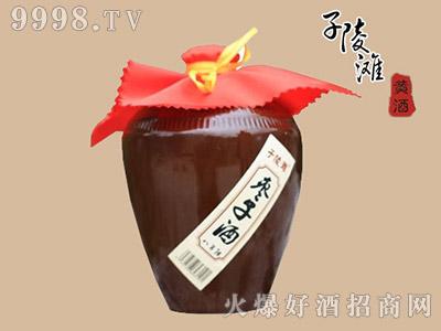 子陵滩八年枣子黄酒