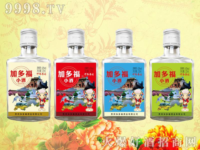 加多福小酒(四瓶)