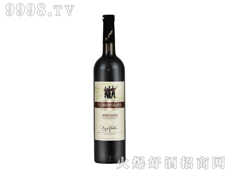 3GEORGIANS-穆库扎尼干红葡萄酒
