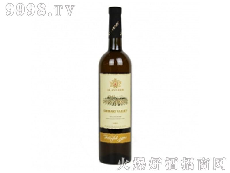 ALAVERDI-白木山谷半干白葡萄酒