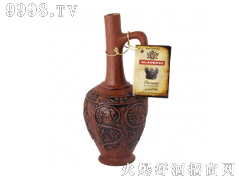 ALAVERDI格鲁吉亚手工陶罐酒-NO.32