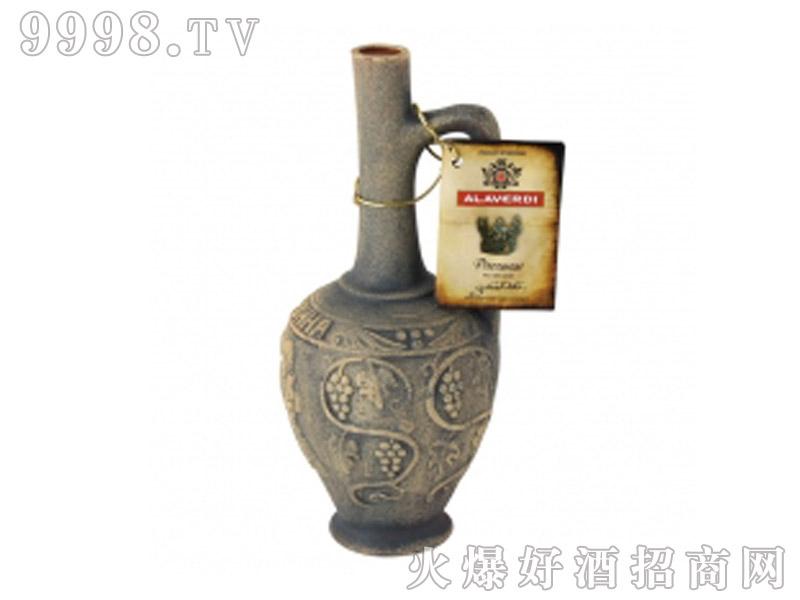ALAVERDI格鲁吉亚手工陶罐酒-NO.30