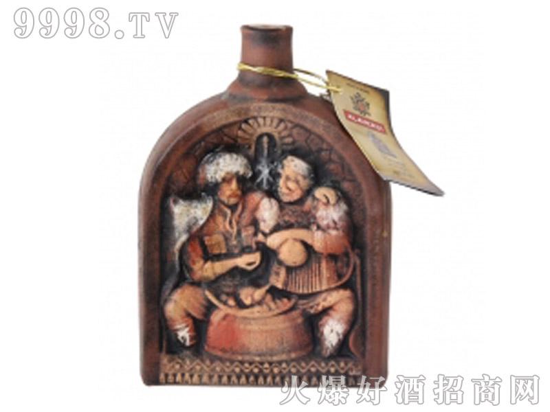 ALAVERDI格鲁吉亚手工陶罐酒-NO.27