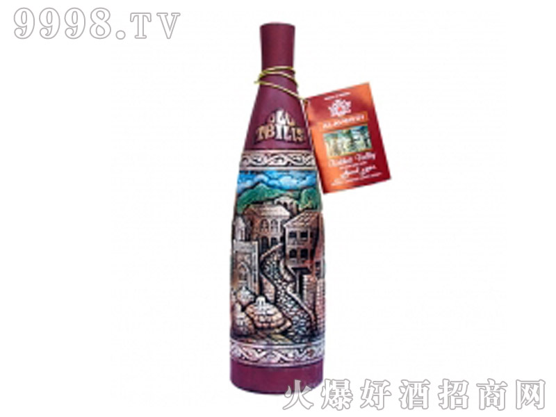 ALAVERDI格鲁吉亚手工陶罐酒-NO.22