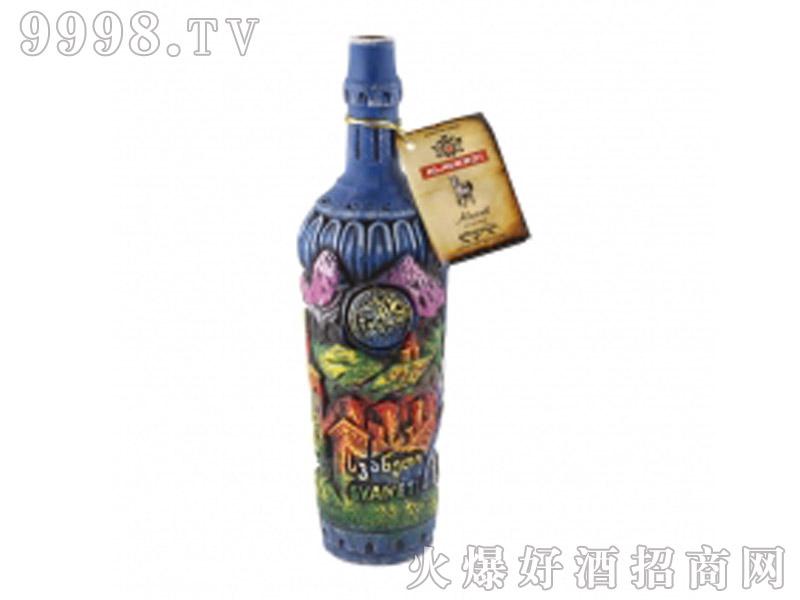 ALAVERDI格鲁吉亚手工陶罐酒-NO.17