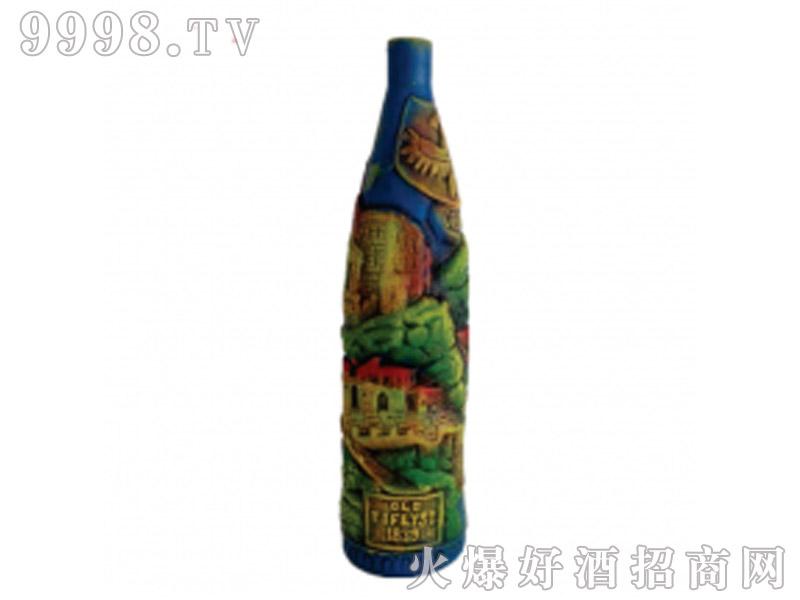 ALAVERDI格鲁吉亚手工陶罐酒-NO.15