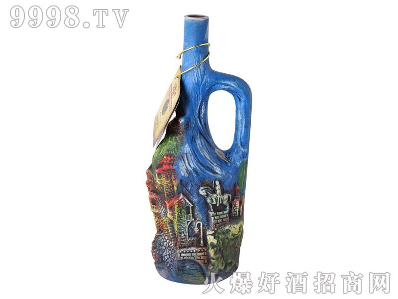 ALAVERDI格鲁吉亚手工陶罐酒-NO.16