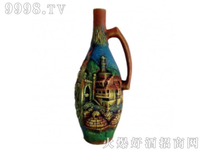 ALAVERDI格鲁吉亚手工陶罐酒-NO.12