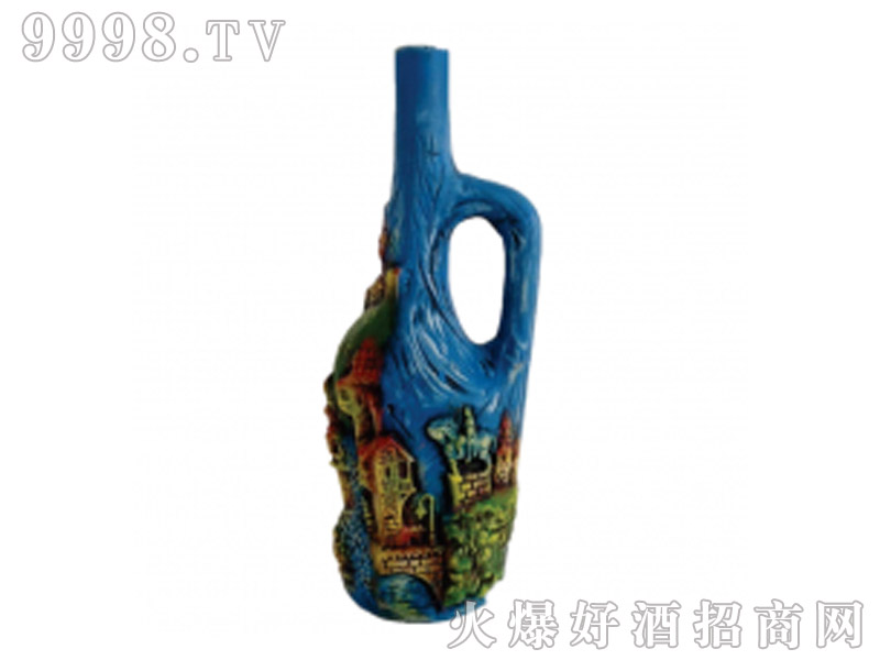 ALAVERDI格鲁吉亚手工陶罐酒-NO.6