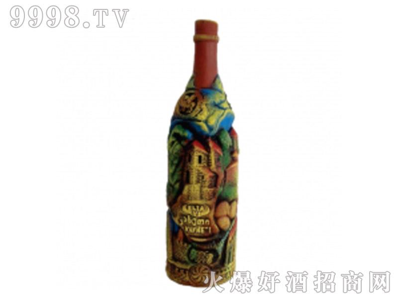 ALAVERDI格鲁吉亚手工陶罐酒-NO.5