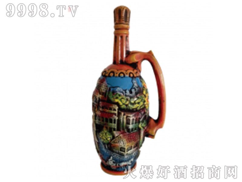 ALAVERDI格鲁吉亚手工陶罐酒-NO.4