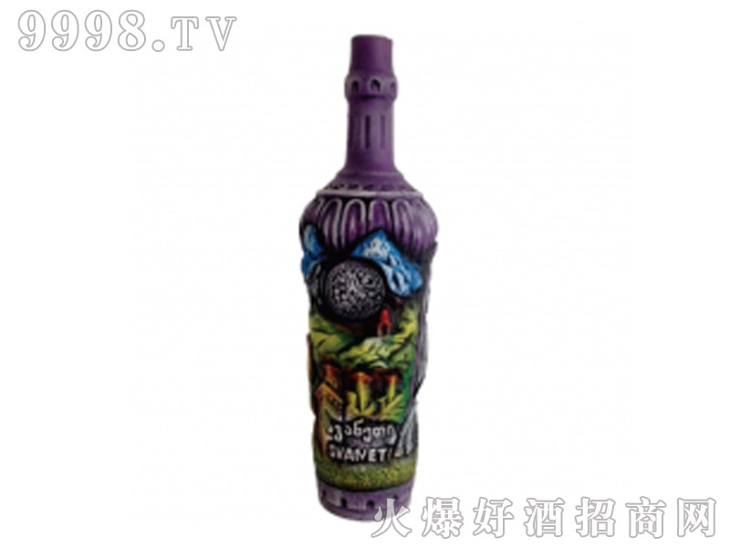 ALAVERDI格鲁吉亚手工陶罐酒-NO.9