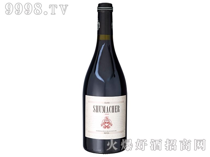 舒马赫干红葡萄酒2012
