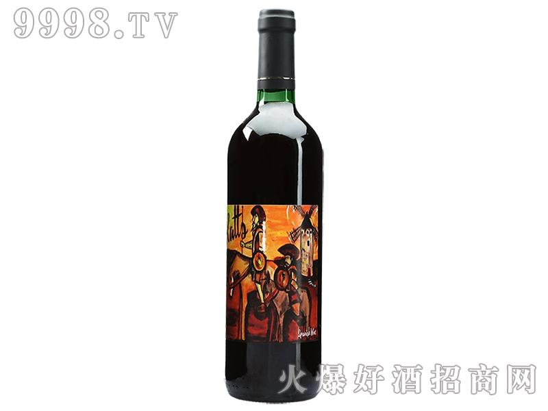 拉茨干红葡萄酒750ml