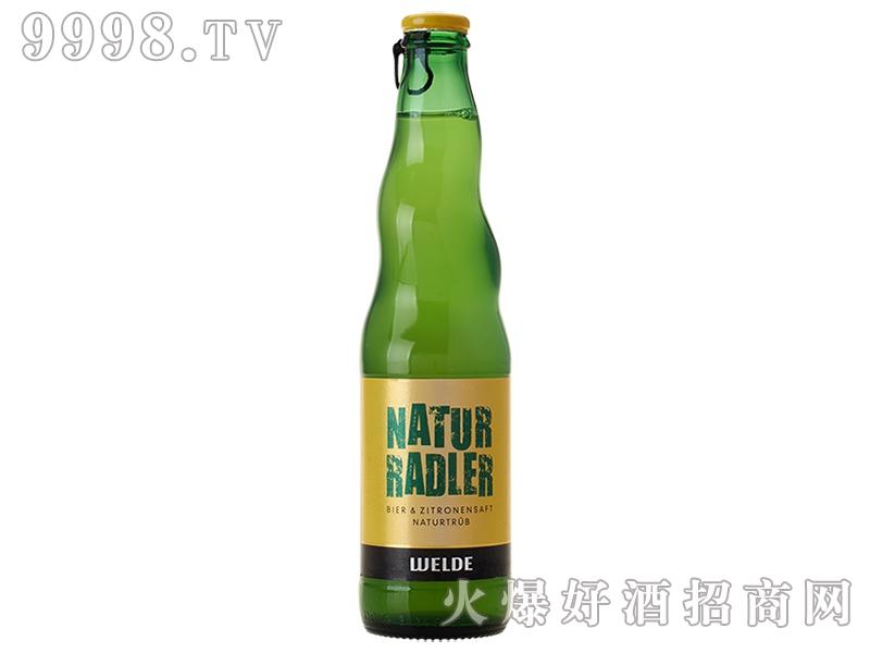 唯德柠檬皮尔森啤酒330ml