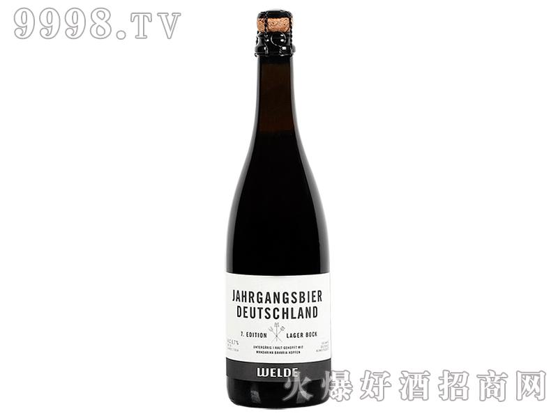 唯德年度啤酒750ml