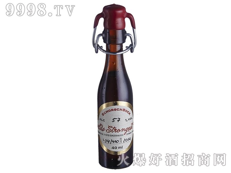 少士博啤酒57度40ML