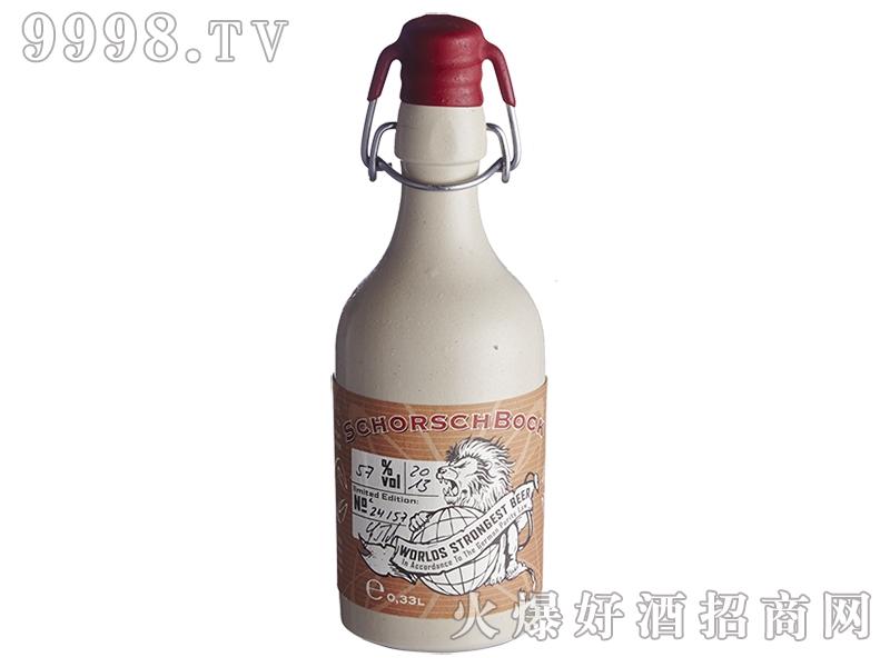 少士博啤酒57度330ML