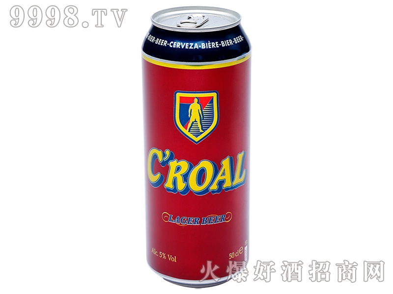 希罗啤酒易拉罐装500ml