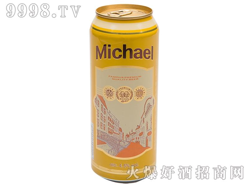 米歇尔啤酒易拉罐装500ml