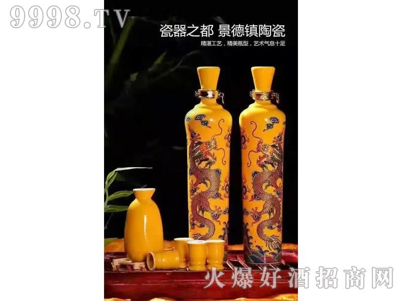 龙腾盛世酒(定制酒)