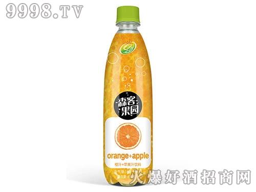 森客橙汁+水果汁饮料