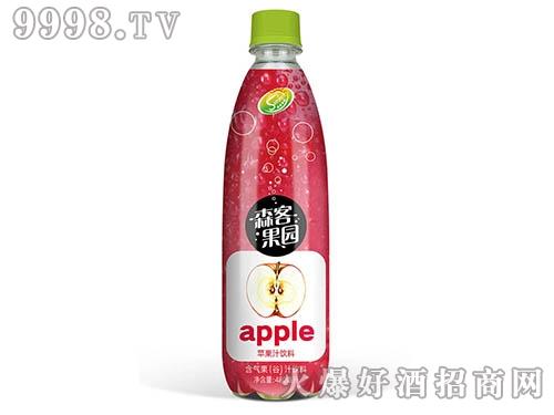 森客苹果汁饮料