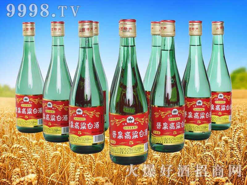 晋臬高粱白酒(450ml)