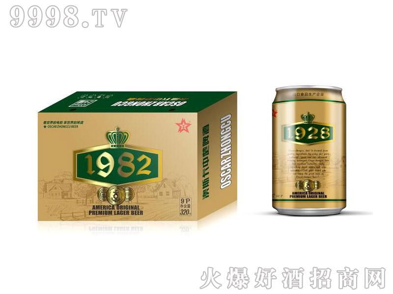澳斯卡320ml 1928易拉罐12°精酿