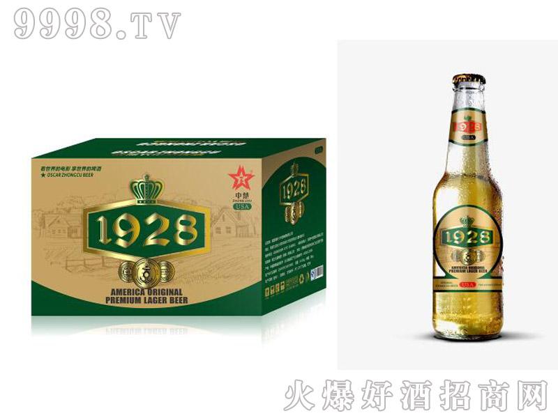 澳斯卡320ml 蓝妹瓶1928啤酒