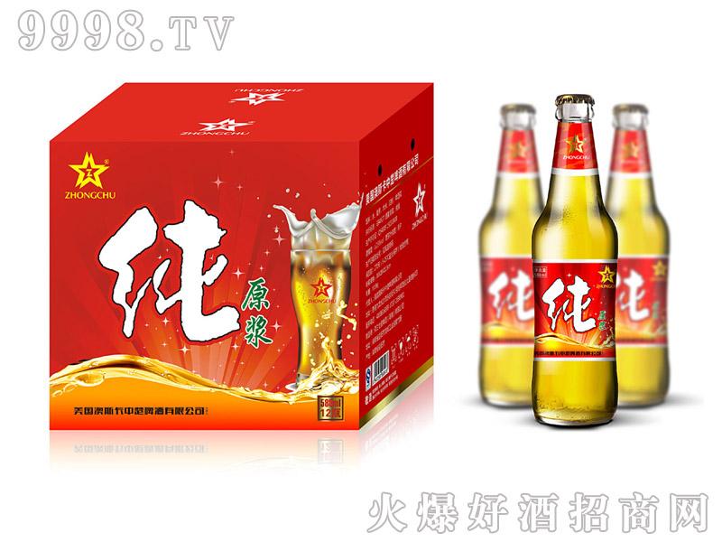 澳斯卡588ml  纯生态啤酒