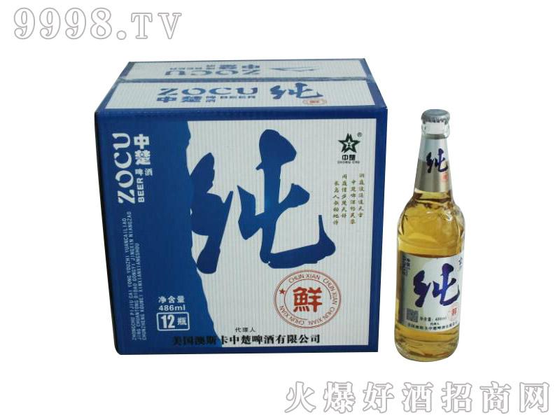 澳斯卡588ml  纯鲜啤酒