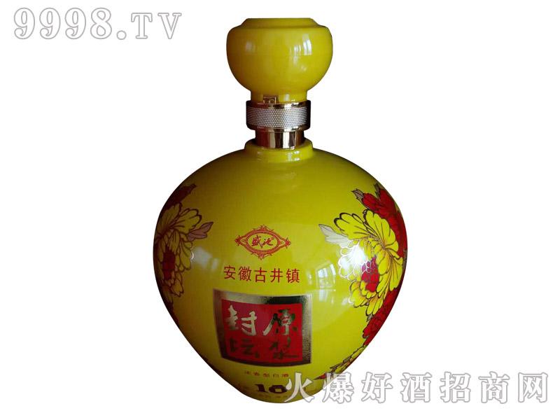 盛池封坛原浆酒10(定制酒)