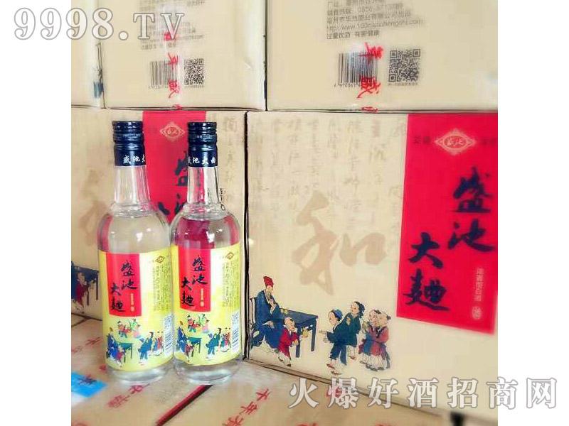 盛池大曲酒(定制酒)