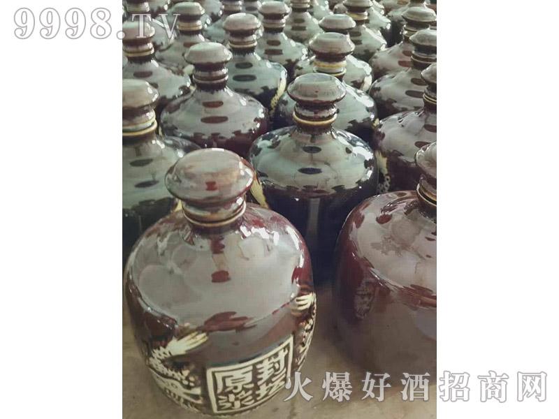 封坛原浆酒双龙(定制酒)