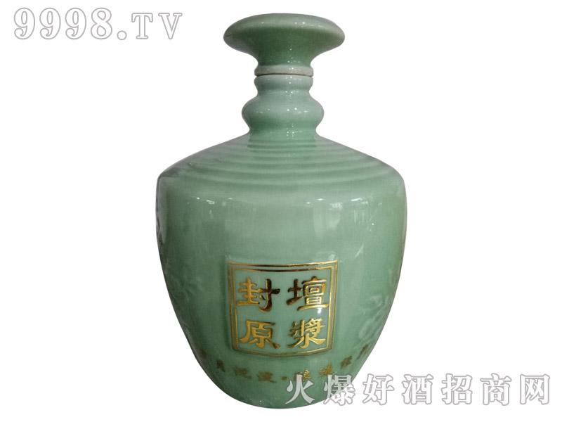 封坛原浆酒青瓷(定制酒)-白酒招商信息