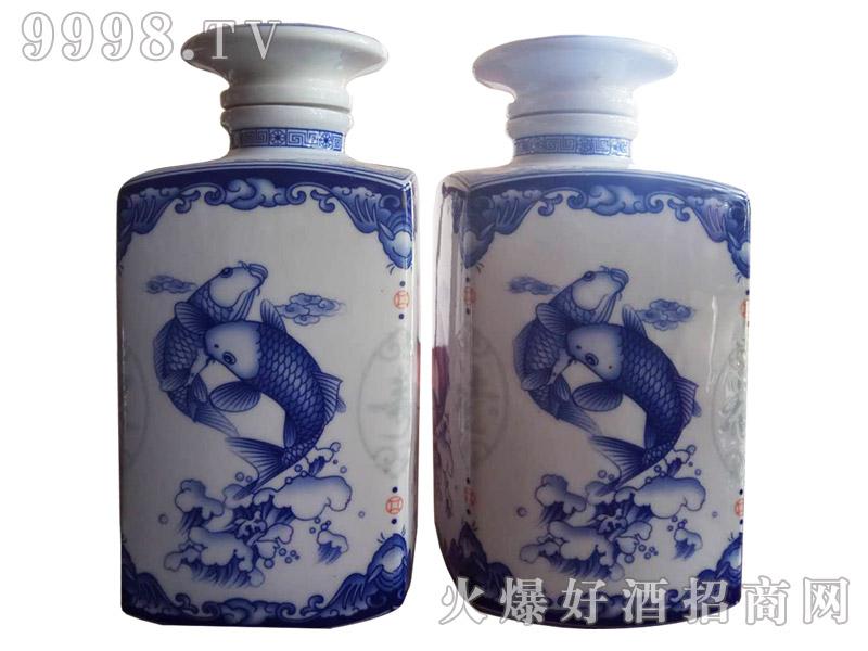 百年盛池原浆酒青瓷(定制酒)
