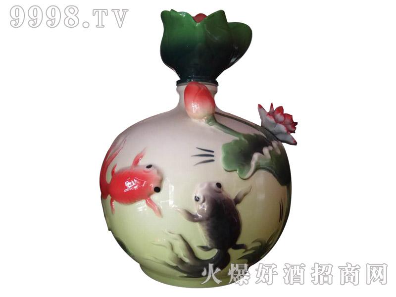 百年盛池原浆酒锦鲤献瑞(定制酒)-白酒招商信息
