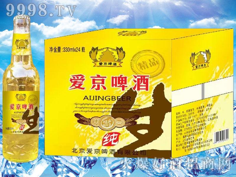 爱京啤酒-初麦原汁