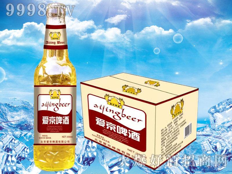 爱京啤酒330ml