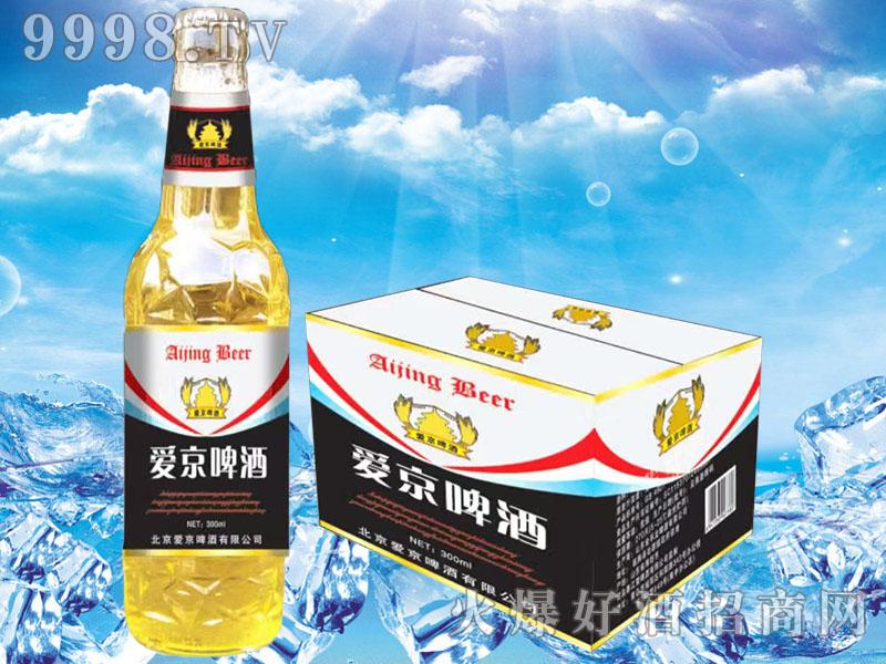 爱京啤酒300ml瓶装