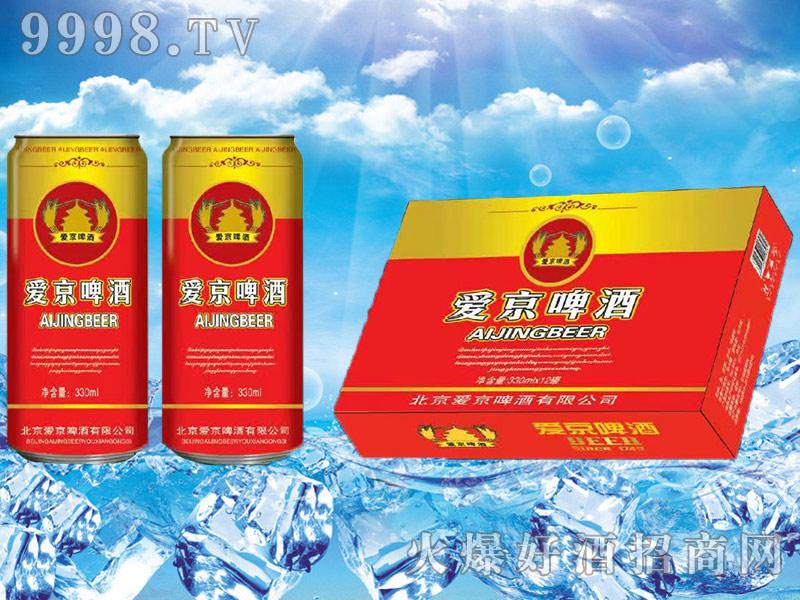 爱京啤酒330mlx12罐