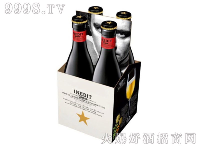 达姆大星啤酒750mlx4瓶