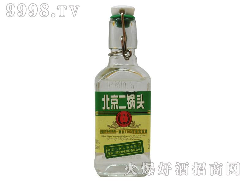 永丰牌北京二锅头酒200ml(绿瓶)