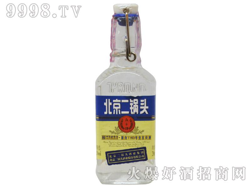 永丰牌北京二锅头酒200ml(蓝瓶)