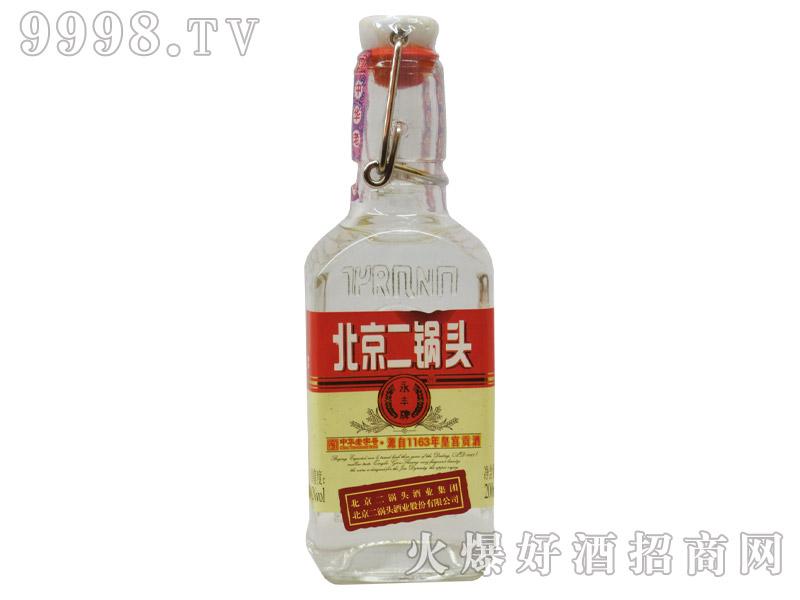 永丰牌北京二锅头酒200ml(红瓶)
