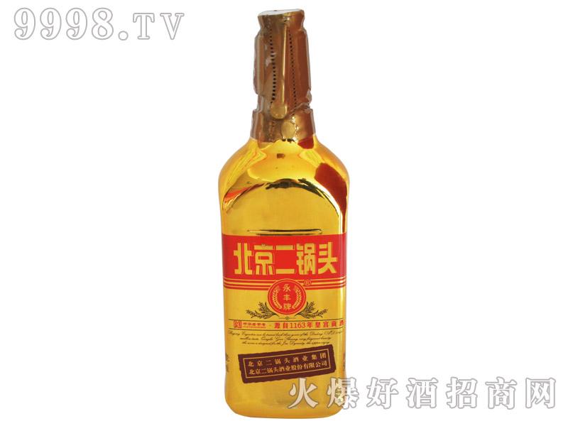 永丰牌北京二锅头酒(土豪金瓶)
