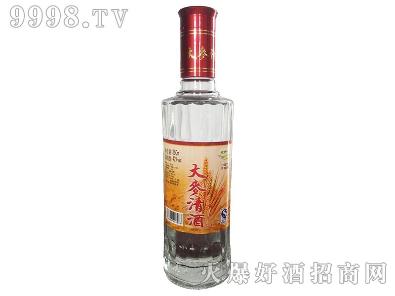 螳螂川酒・大麦清酒